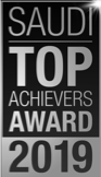 Saudi Top Achiever Award